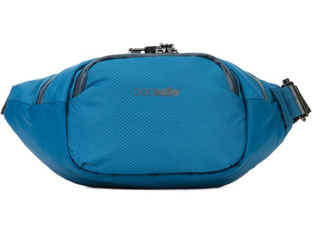 Pacsafe Venturesafe X Hip Pack blue steel